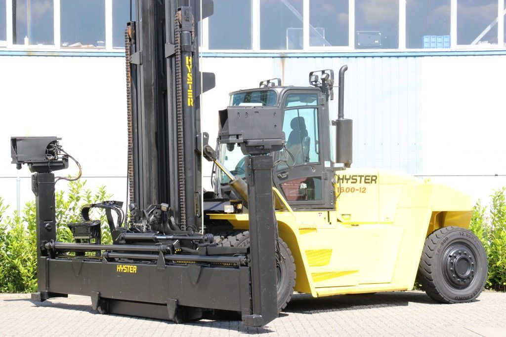 Chariot porte containers Hyster H16.00XM-12 - 1