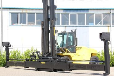 Chariot porte containers Hyster H16.00XM-12 - 2