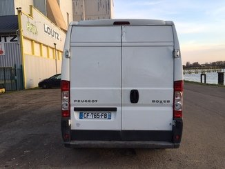 Camion fourgon Peugeot Boxer - 3